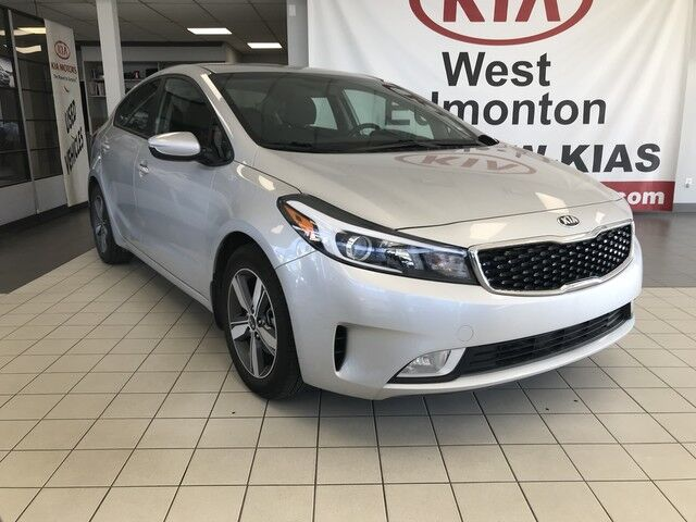 2018 Kia Forte LX+ 7 display, apple car play, rear camera Edmonton AB