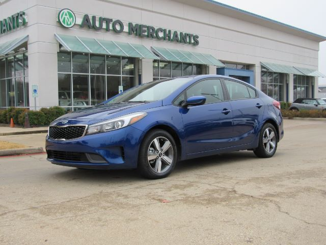 2018 Kia Forte LX, BLUETOOTH CONNECTION, BACK-UP CAMERA, AUX INPUT, AUTOMATIC HEADLIGHTS Plano TX