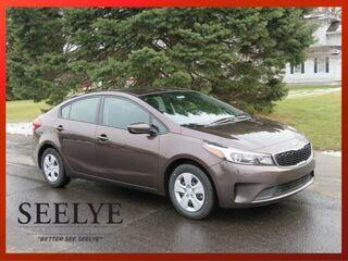 2018_Kia_Forte_LX_ Battle Creek MI