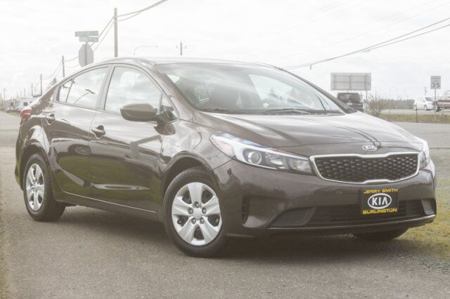 2018 Kia Forte LX Burlington WA