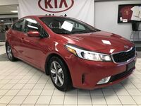 Kia Forte LX+ FWD 2.0L *HEATED FRONT CLOTH SEATS/REARVIEW CAMERA/CRUISE CONTROL* 2018