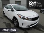 2018 Kia Forte LX, Heated Seats, Back-Up Camera, Air Conditioning, Cruise Control