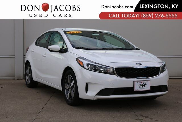 2018 Kia Forte LX Lexington KY