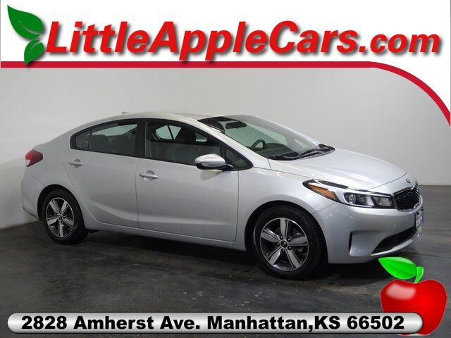 2018 Kia Forte LX Manhattan KS