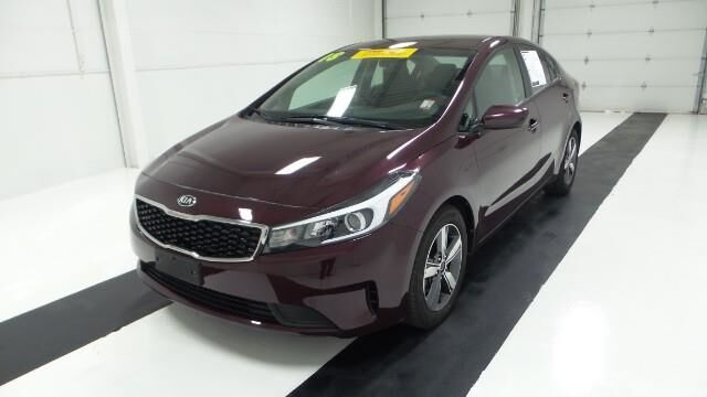 2018 Kia Forte LX Manual Topeka KS