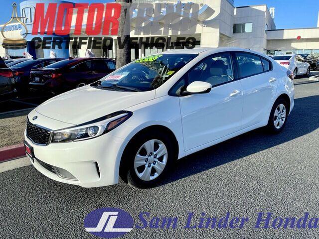 2018 Kia Forte LX Salinas CA