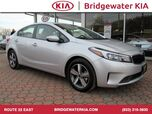 2018 Kia Forte LX Sedan, Touch-Screen Audio, Rear-View Camera, UVO eServices, Apple CarPlay & Android Auto Integration, Bluetooth Technology, Front Bucket Seats, 16-Inch Alloy Wheels,