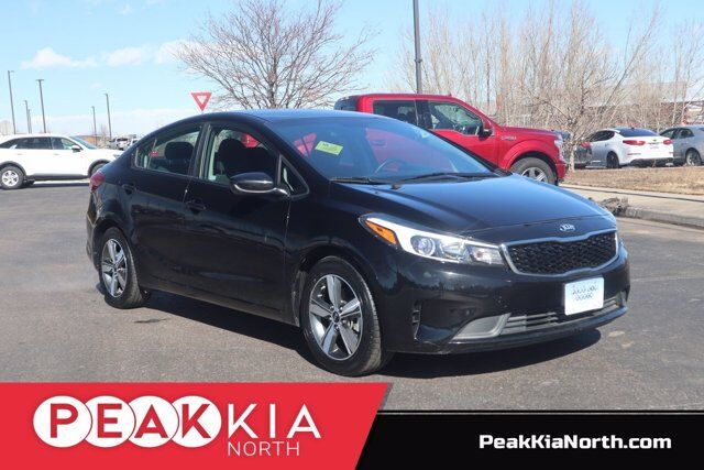 2018 Kia Forte LX Windsor CO