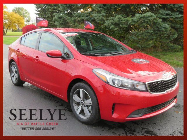 2018 Kia Forte S Battle Creek MI