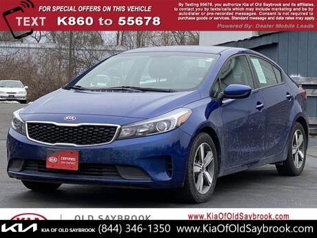 2018 Kia Forte S Old Saybrook CT
