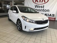 Kia Forte5 EX Luxury FWD 2.0L *BLIND SPOT DETECTION/LEATHER HEATED SEATS & STEERING WHEEL/MEMORY DRIVER SEAT/* 2018