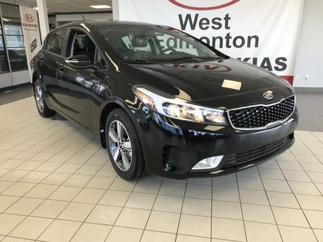 2018_Kia_Forte5_LX+ FWD 2.0L *HEATED FRONT CLOTH SEATS/BLUETOOTH/AC & CRUISE CONTROL*_ Edmonton AB