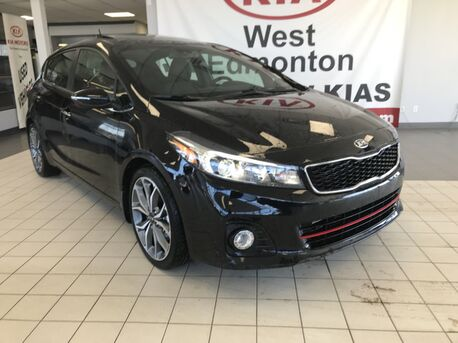 2018_Kia_Forte5_SX 1.6L GDI Turbo/Cooled seats/HID headlamps/Dual Exhaust_ Edmonton AB