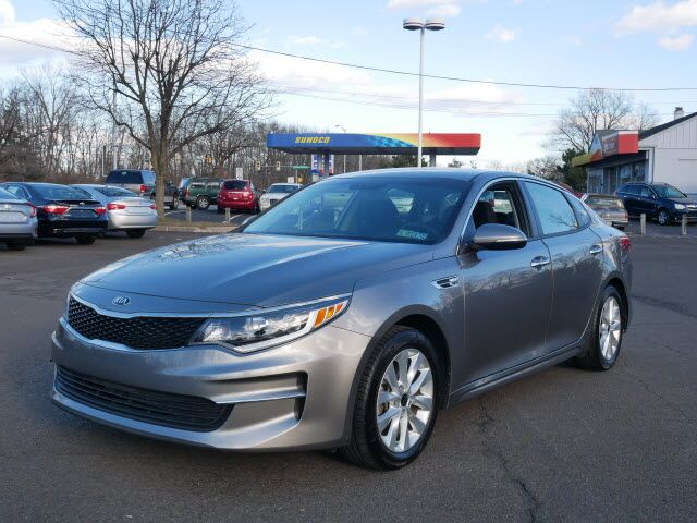 2018 Kia Optima Fairless Hills PA