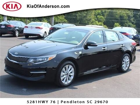 2018_Kia_Optima_EX AUTO_ Greenville SC