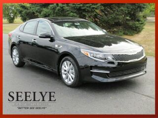 2018_Kia_Optima_EX_ Battle Creek MI