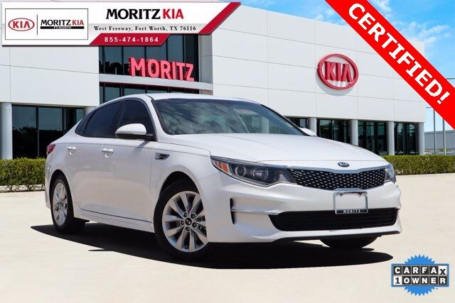 2018 Kia Optima EX Fort Worth TX