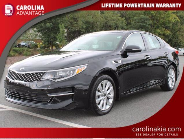 2018 Kia Optima EX High Point NC