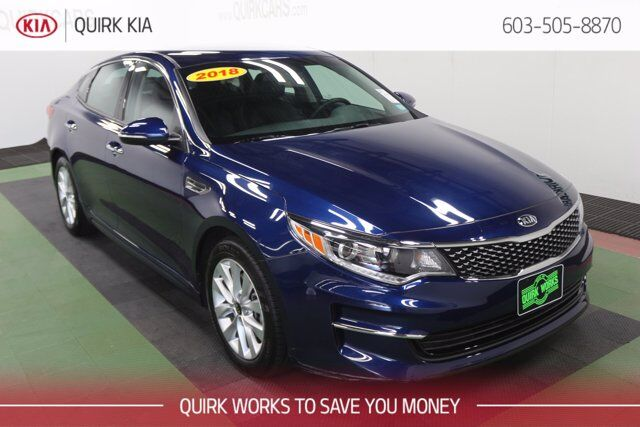 2018 Kia Optima EX Manchester NH