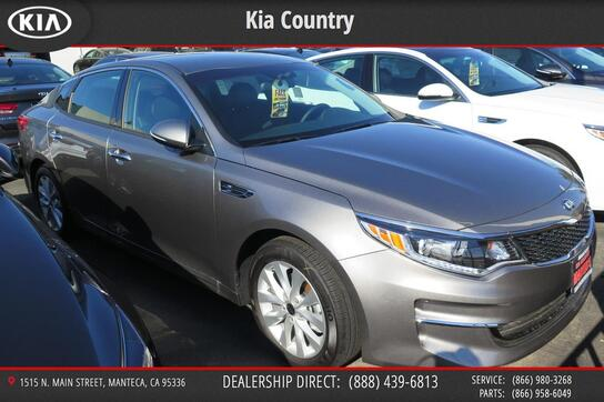 2018_Kia_Optima_EX_ Manteca CA