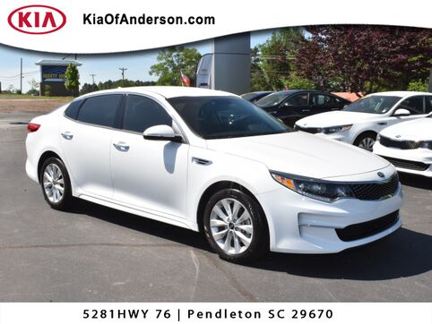 2018_Kia_Optima_EX_ Greenville SC