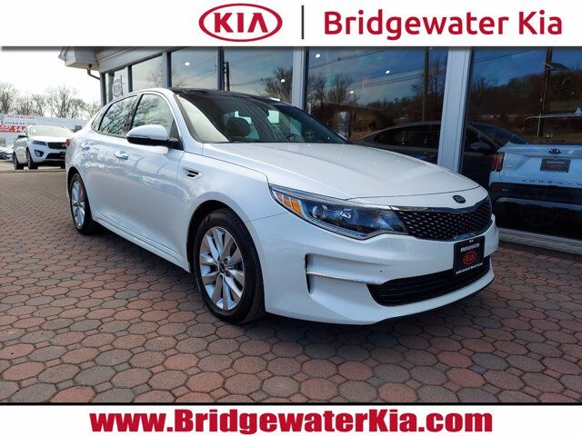 2018 Kia Optima EX Premium Sedan,