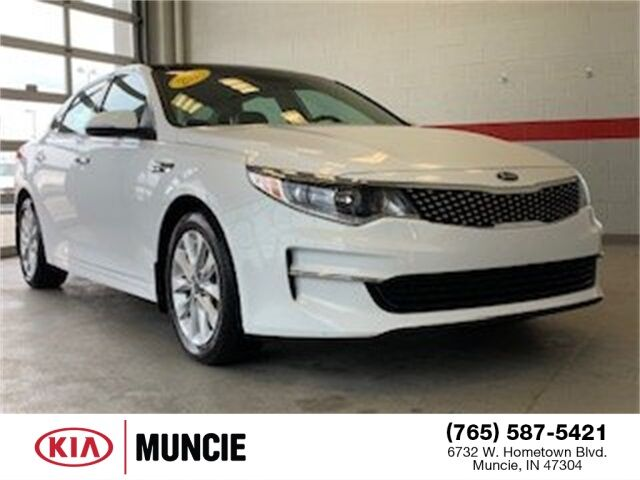 2018 Kia Optima EX Richmond KY