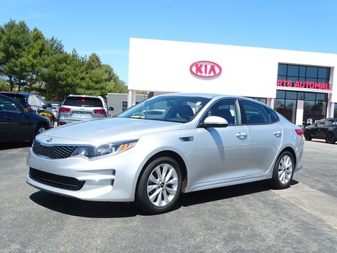 2018_Kia_Optima_EX_ Swansea MA