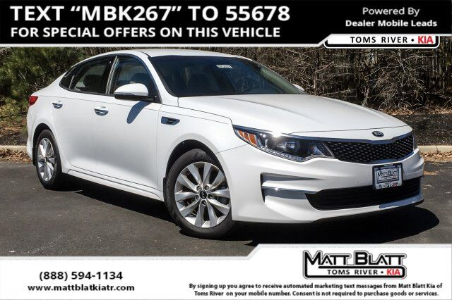 2018 Kia Optima EX Toms River NJ