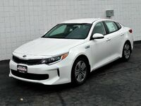 Kia Optima Hybrid EX 2018
