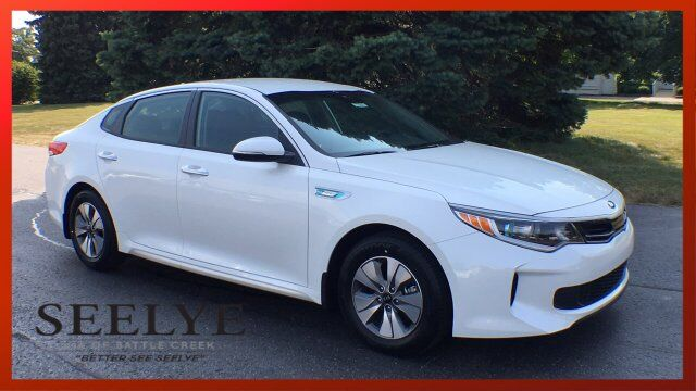 2018 Kia Optima Hybrid Premium Battle Creek MI