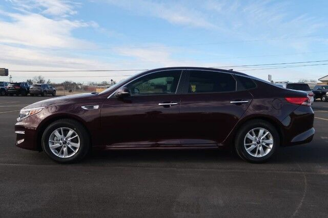 2018 Kia Optima LX Wichita Falls TX
