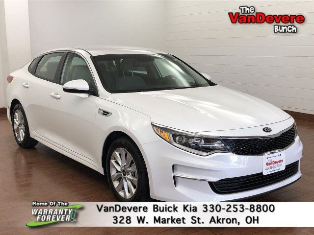 2018 Kia Optima LX Akron OH