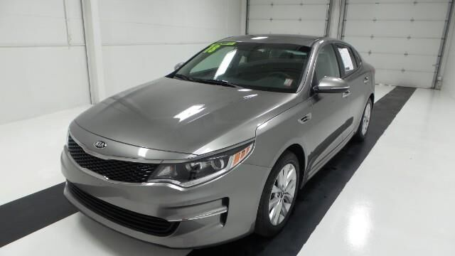 2018 Kia Optima LX Auto Topeka KS