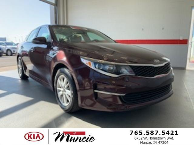 2018 Kia Optima LX Auto Muncie IN