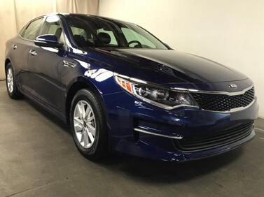 2018_Kia_Optima_LX Auto_ Muncie IN