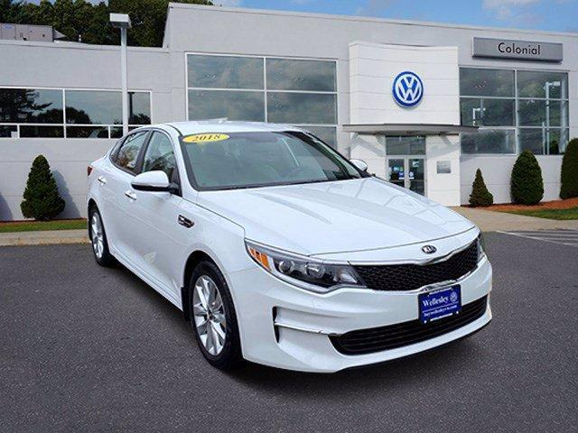 2018 Kia Optima LX Auto Wellesley MA