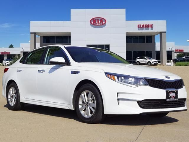 2018 Kia Optima LX Carrollton TX