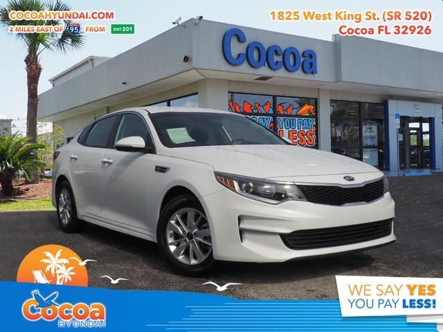 2018 Kia Optima LX Cocoa FL