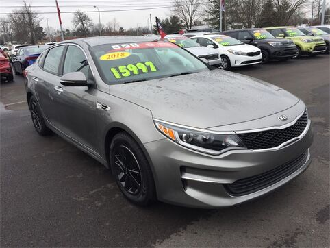 2018_Kia_Optima_LX_ Evansville IN