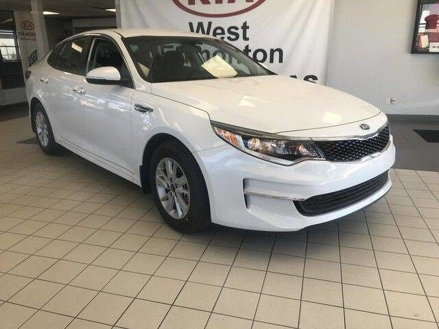 2018 Kia Optima LX FWD 2.4L *HEATED CLOTH FRONT SEATS/BLUETOOTH/POWER LUMBAR SUPPORT DRIVER SEAT* Edmonton AB