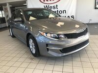 Kia Optima LX FWD 2.4L *HEATED CLOTH FRONT SEATS/BLUETOOTH/POWER LUMBAR SUPPORT DRIVER SEAT* 2018