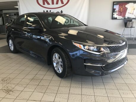 2018_Kia_Optima_LX FWD 2.4L *HEATED CLOTH SEATS/BLUETOOTH/KEYLESS ENTRY_ Edmonton AB