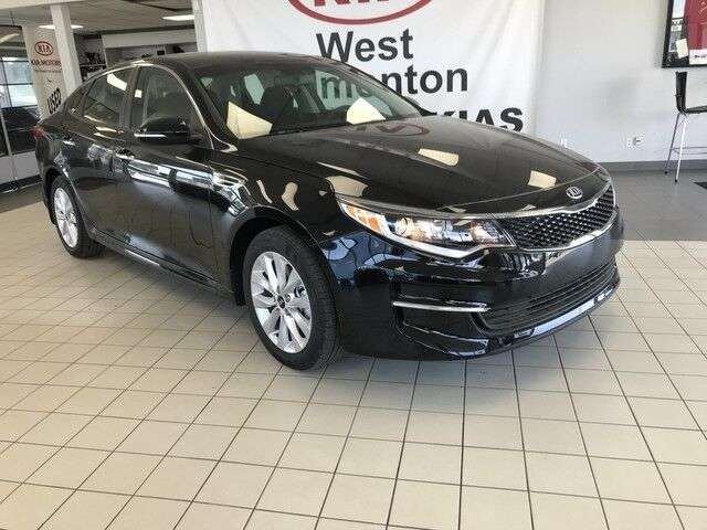 2018 Kia Optima LX+ FWD 2.4L *HEATED FRONT SEATS & STEERING WHEEL/BLUETOOTH/BLIND SPOT DETECTION* Edmonton AB