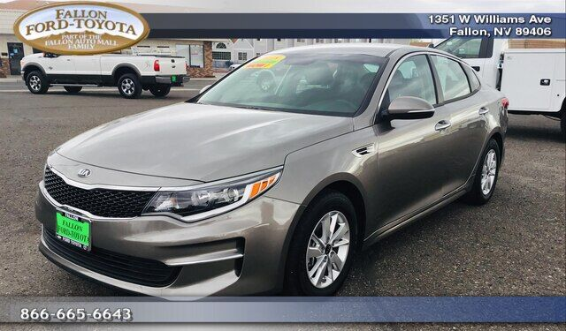2018 Kia Optima LX Fallon NV
