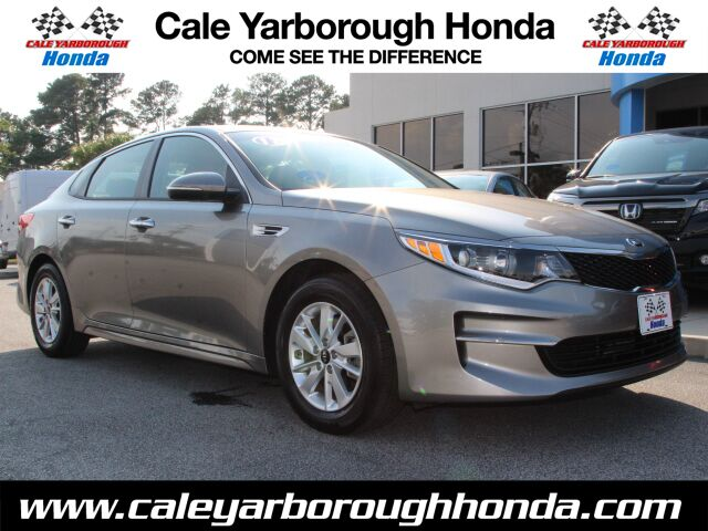 Good 2018 Kia Optima LX Florence SC ...