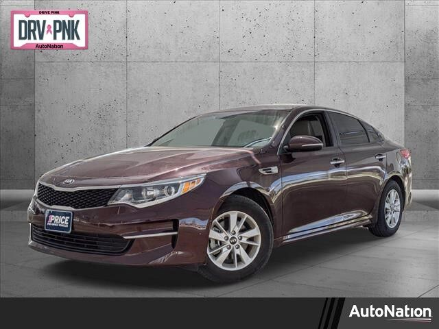 Used Kia Optima Fort Worth Tx