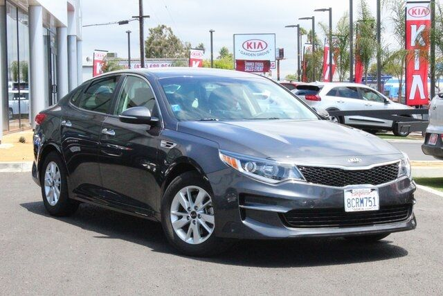 2018 Kia Optima LX Garden Grove CA