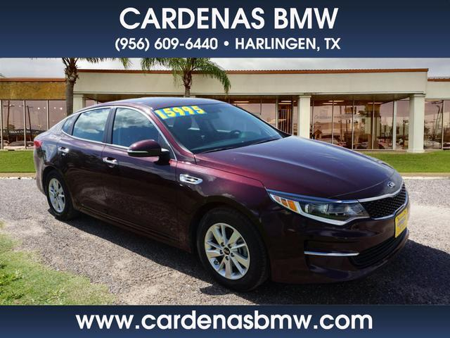 2018 Kia Optima LX Harlingen TX