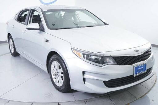 2018_Kia_Optima_LX_ Longview TX